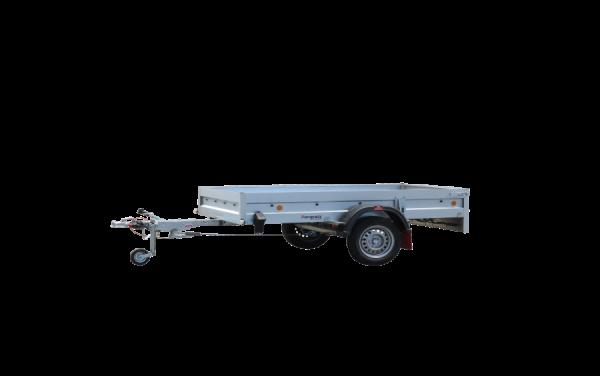 Pongratz Tieflader Stahl LPA 206/12 G-STK