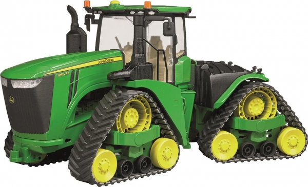 Bruder Traktor mit Raupenlaufwerk John Deere 9620RX