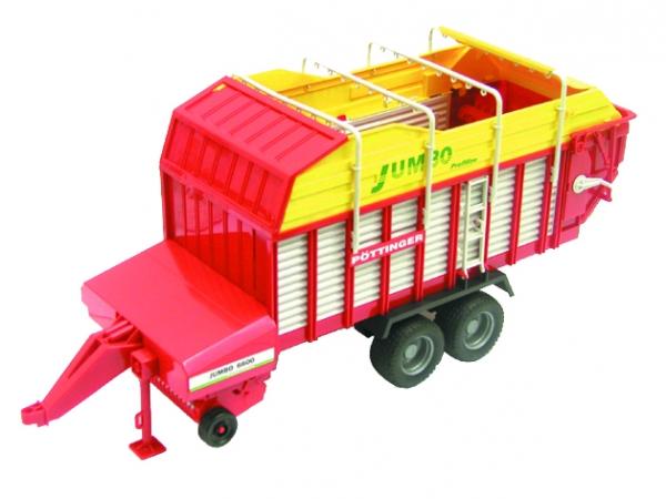 Bruder Pottinger Ladewagen Jumbo 6600 Profiline