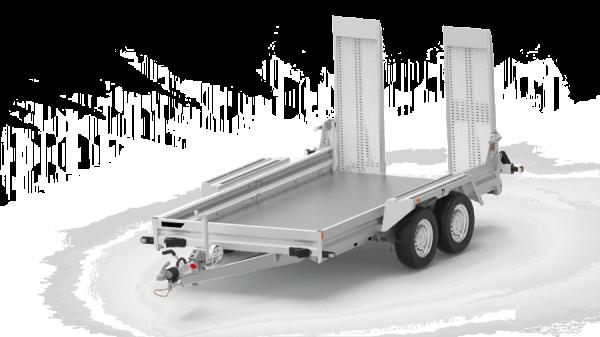 Pongratz Baumaschinentransporter PMT 300/16 T