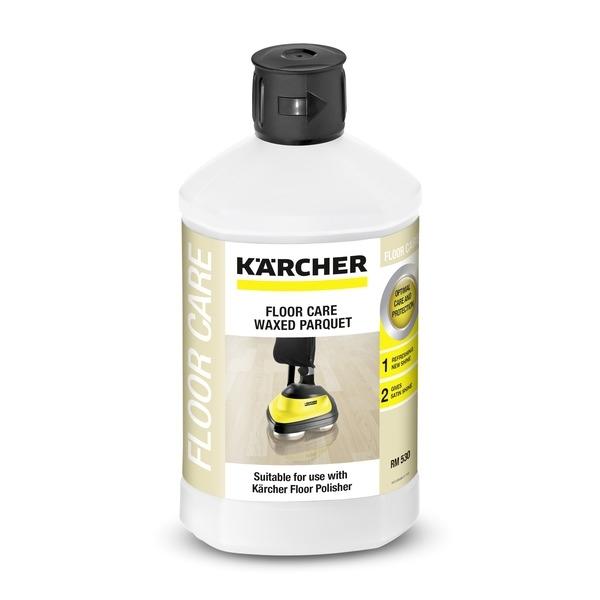 Kärcher Bodenpflege Parkett gewachst mit Öl-Wachs-Finish RM 530 (1l)