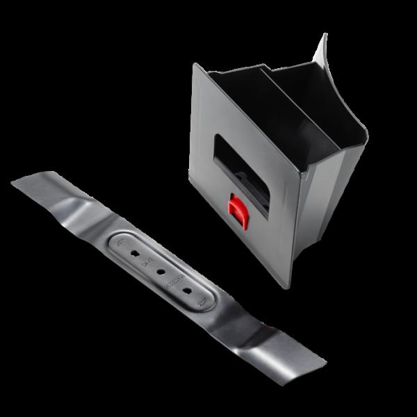 Mulchkit Stöpsel und Messer für LC 347iVX & LC 247iX