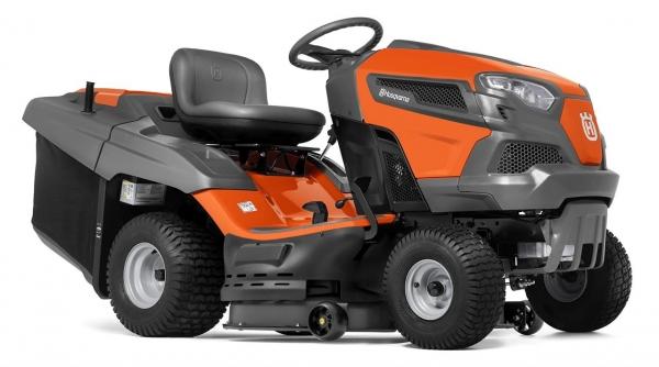 Husqvarna Traktor mit Heckauswurf TC 238T