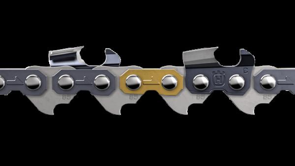"""Motorsägen-Kette 72 Treibglieder / 20"""" X-CUT C85 Vollmeißel 3/8"""" 1.5mm"""