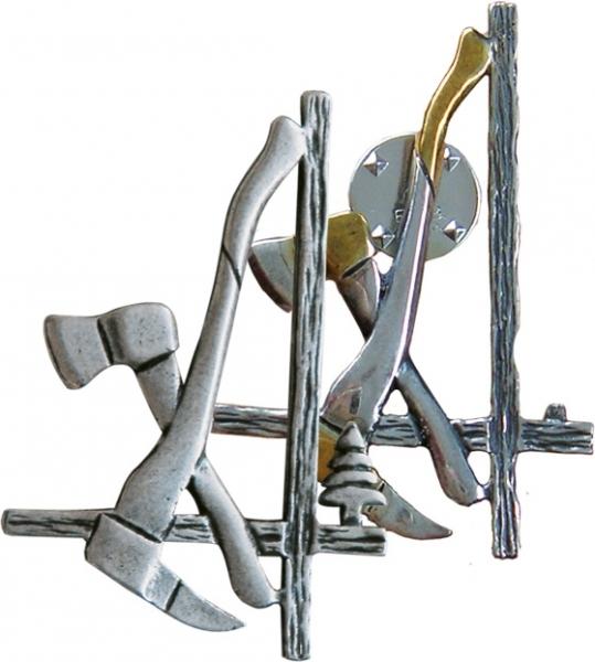 Pfanner® Holzer Ansteck-Pin