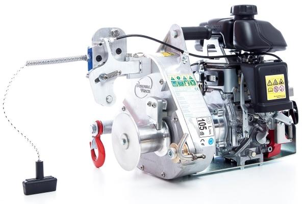 Portable Winch Zugwinde/Hebewinde PCH 1000