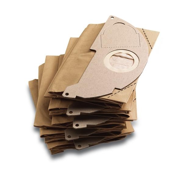 Kärcher Papierfiltertüten 5 Stk pro Pak
