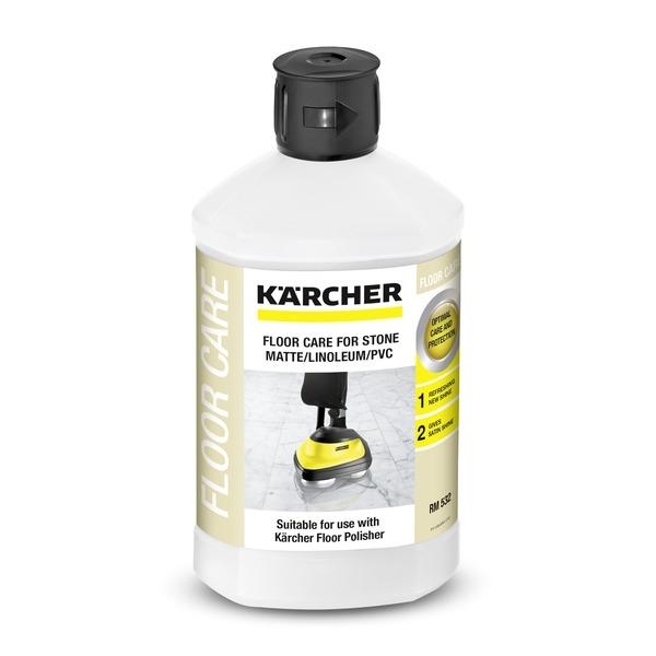 Kärcher Bodenpflege Stein matt / Linoleum / PVC RM 532 (1 L)