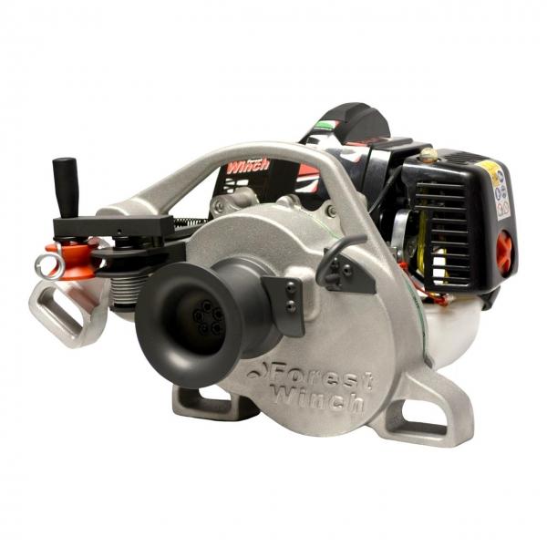 Docma Tragbare Forstseilwinde VF80 Bolt