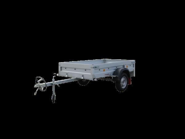 Pongratz Tieflader Stahl LPA 206/12 U-STK