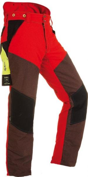 Pfanner® Schnittschutzhose Kevlar XL+7 rot