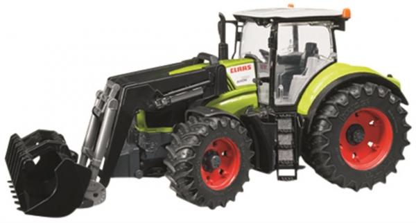 Bruder Claas Axion 950 Traktor mit Frontlader